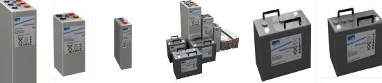 OPzV Batterie