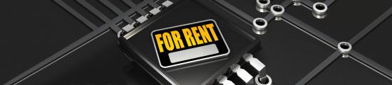 USV Anlagen for Rent